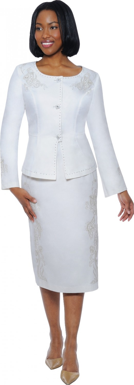 White Plus Size Church Dresses Ottodeemperor