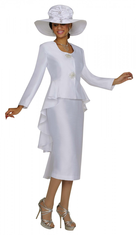 Tuxedo Jacket Skirt Suit