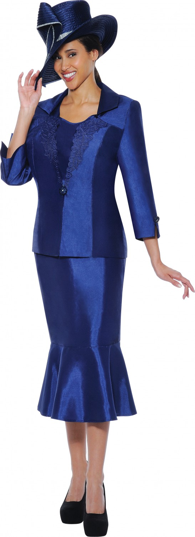 New  Suits EMERALD G23108  Women39s 3piece Skirt Suit  Not Just Church