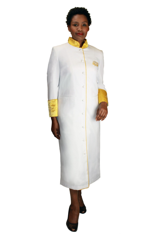 White Church Robes for Women