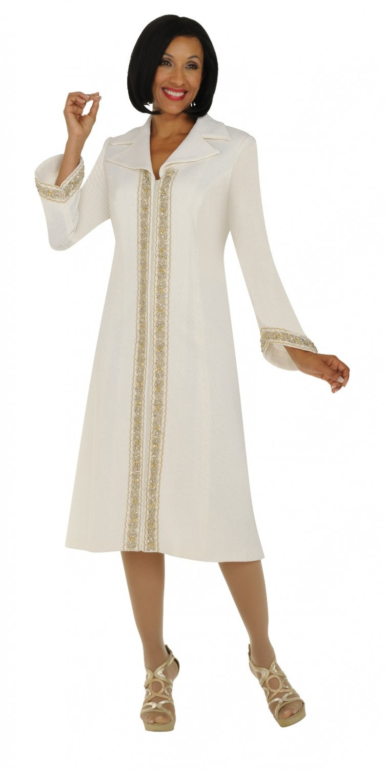 White Church Dresses For Ladies - raveitsafe