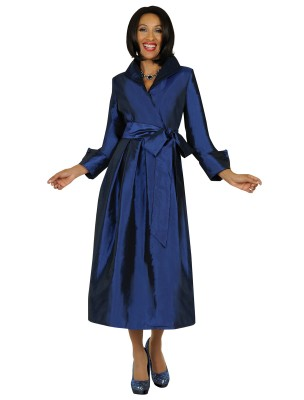 Modest Dresses for Church-DN5371 - NAVY