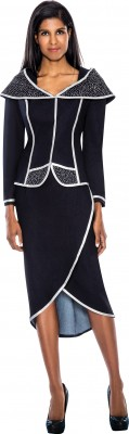 Church Suits-DS50702 - NAVY
