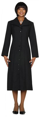 Usher Uniforms-G11573 - BLACK