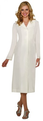 Usher Uniforms-G11573 - IVORY