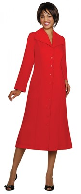 Usher Uniforms-G11573 - RED