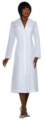 Usher Uniforms-G11573 - WHITE