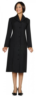 Usher Uniforms-G11674 - BLACK