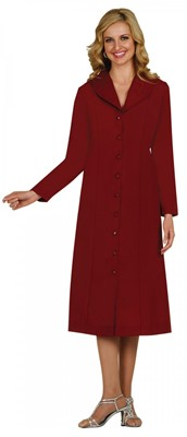 Usher Uniforms-G11674 - BURGUNDY