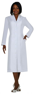 Usher Uniforms-G11674 - WHITE