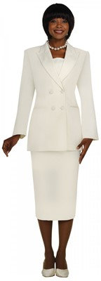 Usher Uniforms-G12269 - IVORY