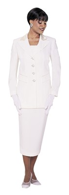 Usher Uniforms-G12571 - IVORY