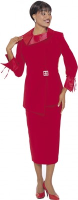 Usher Uniforms-G12572 - RED