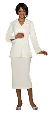 Usher Uniforms-G12777 - IVORY