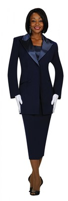 Usher Uniforms-G13271 - NAVY
