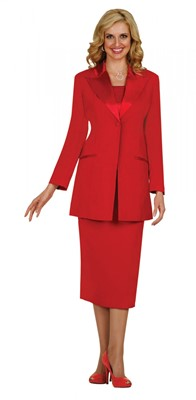 Usher Uniforms-G13271 - RED