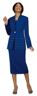 Usher Uniforms-G23108 - ROYAL