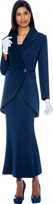 Usher Uniforms-G2876 - NAVY