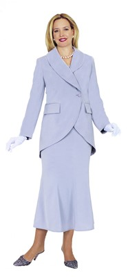 Usher Uniforms-G2876 - SILVER