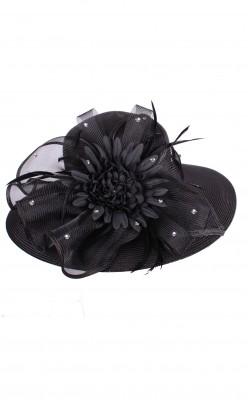 Church Hats -H8970H - BLACK
