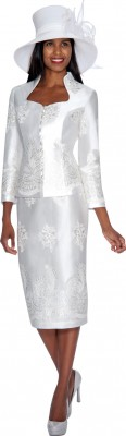 Church Suits-N93872 - WHITE