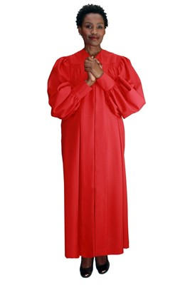 Choir Robes-RR9071 - RED